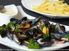 Exemple de plat du restaurant Fouesnant